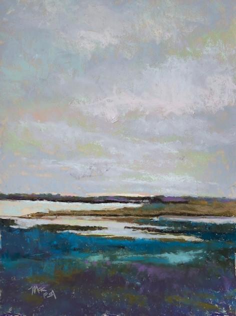 The Marsh (9x12)