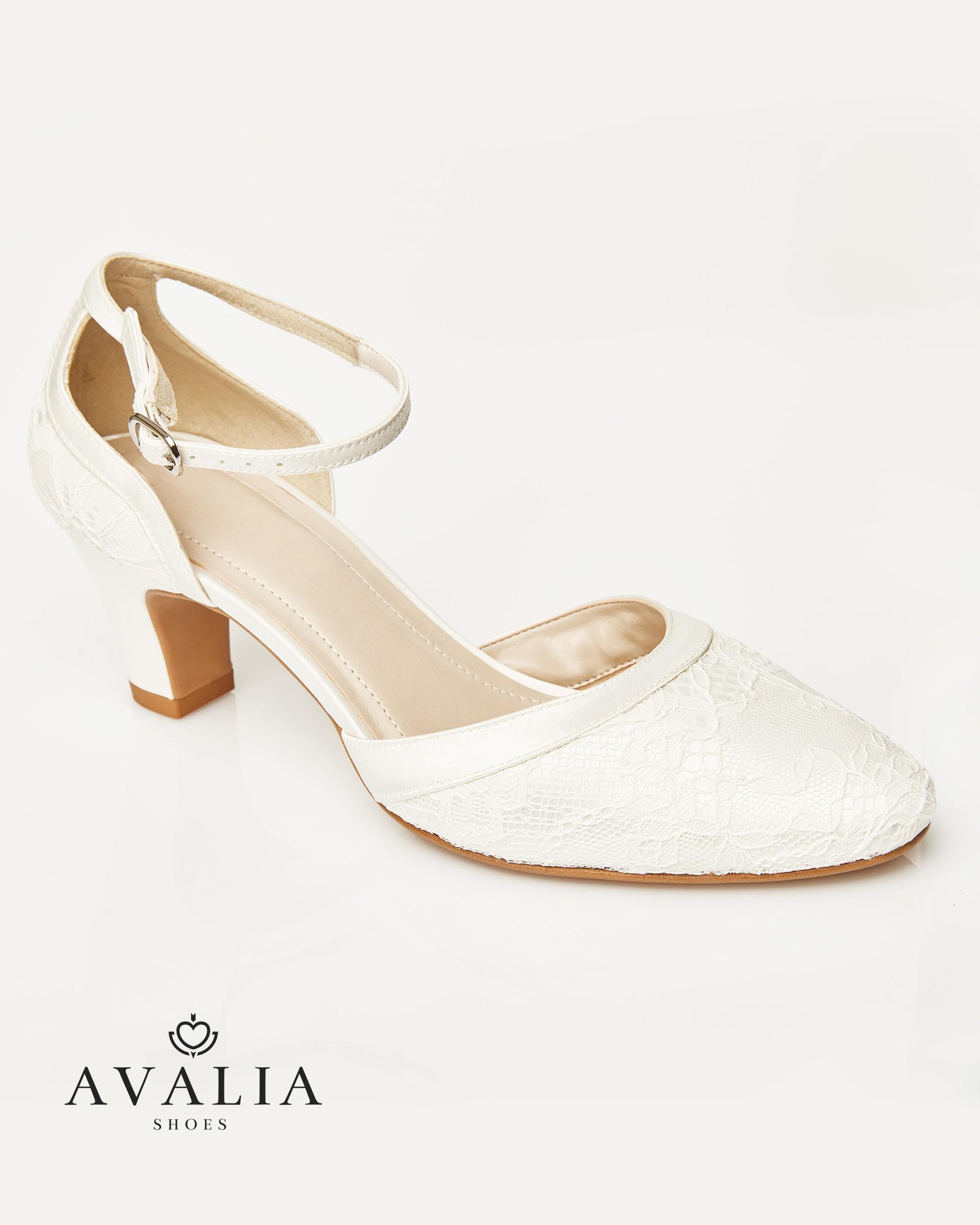 Chaussures talon 6 cm Kati