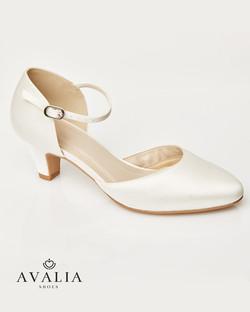 Chaussures talon 5,5 cm Gina