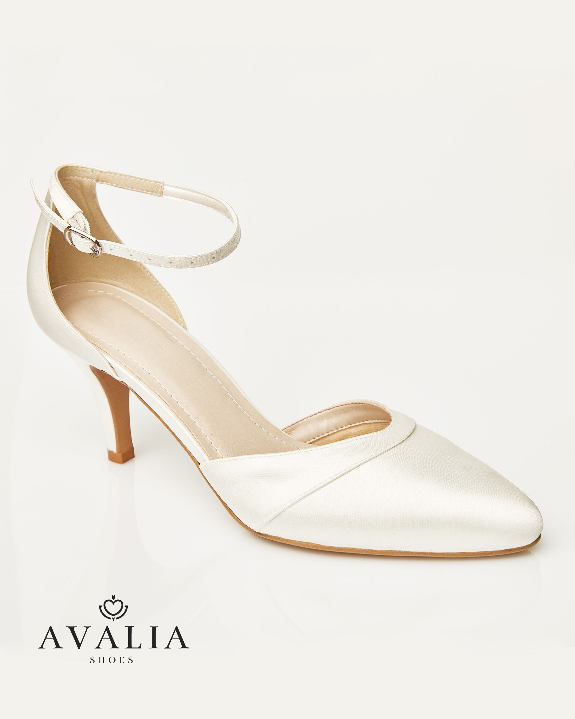 Chaussures talon 7 cm Mira