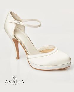 Chaussures talon 9,5 cm Dona