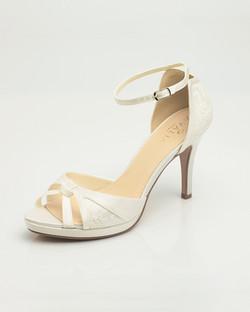 Chaussures talon 9,5 cm Alba