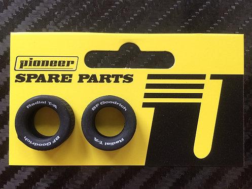 Pioneer Generic Front/Rear Street Tyres BFG