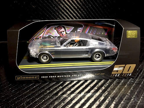 P104 Pioneer BULLITT Mustang 390 GT 'X-Ray Special'
