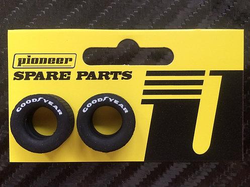 Pioneer Racing Rear Tyres GY