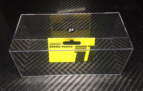 Pioneer Slot Cars Clear Box Lid