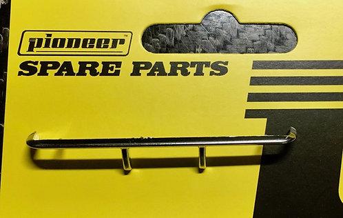 Pioneer Chevy Camaro Chromed Rear Bumper