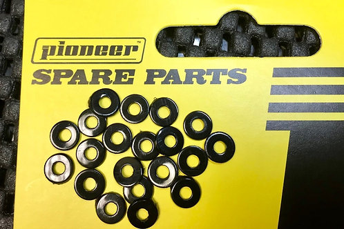 Pioneer Brand Generic Axle Spacers - 1.00mm (Pack of 20)