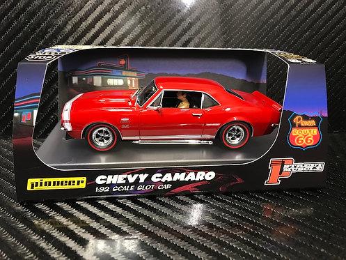P099 Pioneer Chevy Camaro, Yenko SS427, Red 'Route 66'