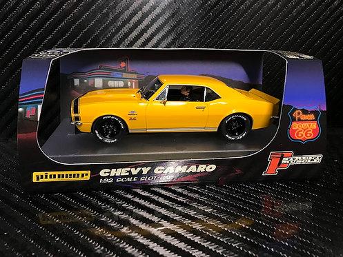 P100 Pioneer Chevy Camaro, Yenko SS427, Yellow 'Route 66'