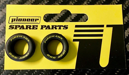 Pioneer Generic Front/Rear Street Tyres 'FIREHAWK'