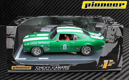 P047 Pioneer 1967 Camaro 'Alan Green Chevrolet' Z-28 Club Sport