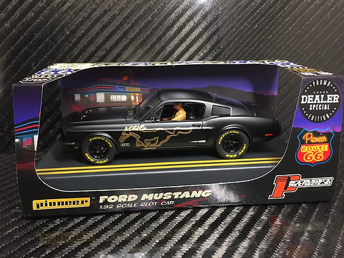 P064-DS Pioneer Mustang GT STEALTH The Gold Pony 'Route 66' Dealer Special