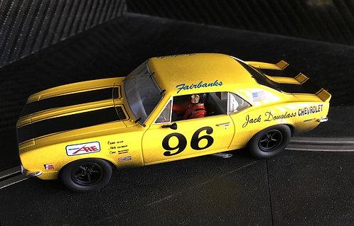 P102 Pioneer 1968 Chevrolet Camaro '12hr Enduro Racer'