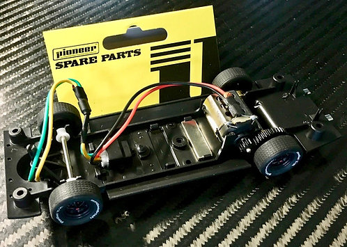 Pioneer DPR Ready RTR Street Car Charger Chassis