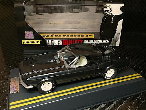 J110609 Pioneer J-Code Special BULLITT Mustang, Jet Black Prototype