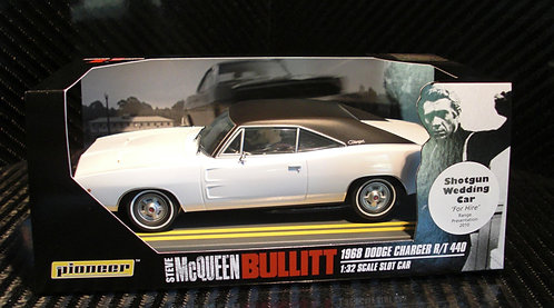 "P028 Pioneer ""Shotgun Wedding"" Dodge Charger"