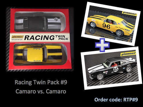 Pioneer 'Racing Twin Pack' Camaro vs. Camaro