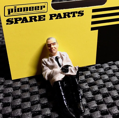 Pioneer Slot Car 'Assassin' Painted Passenger Figure - FP201501