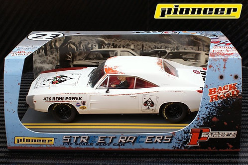 P023 Pioneer 'Ace of Spades' 1968 Hemi Dodge Charger