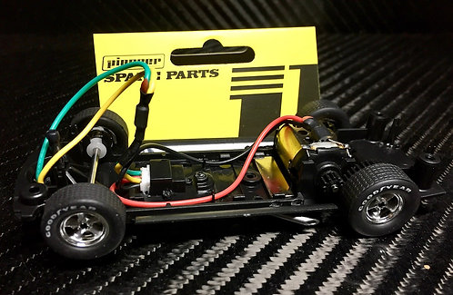 Pioneer DPR Ready RTR Complete Chassis