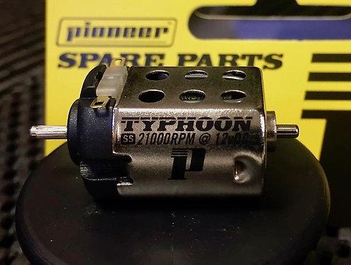 Pioneer Upgrade SS TYPHOON Motor (Splined Shaft) 21000 rpm at 12vDC