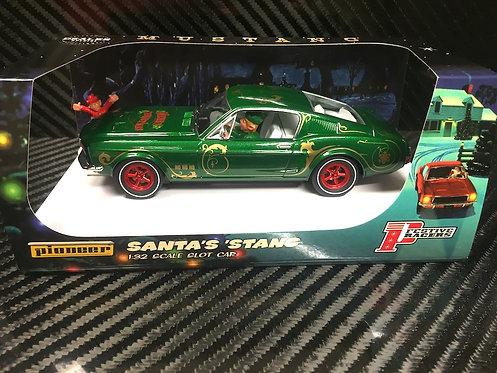 P075-DS Pioneer Mustang 390 GT, 'Santa's 'Stang' Dealer Special Edition