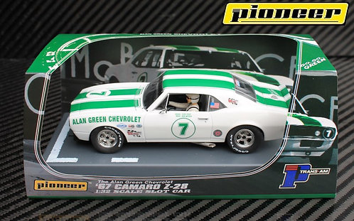 P011 Pioneer Alan Green Chevrolet Camaro Z-28 Trans-Am