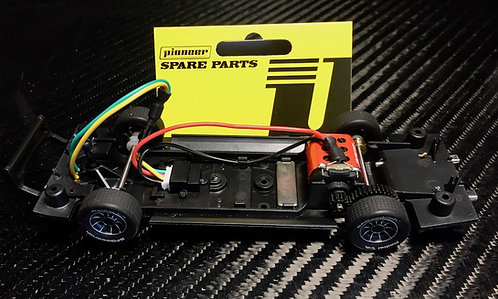 Pioneer DPR Ready RTR General Lee Charger Chassis