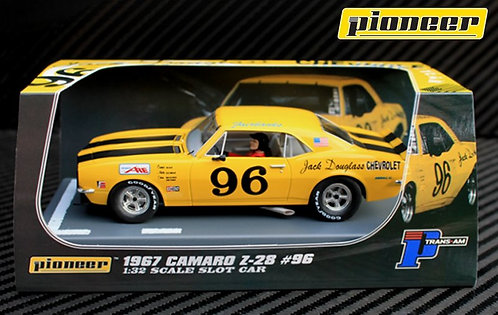 P041 Pioneer 1967 Chevrolet Camaro Z-28 Trans-Am #96, Historic Racer