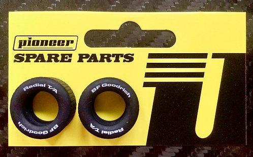 Pioneer Rear Street Car Tyres (Wide) BFG