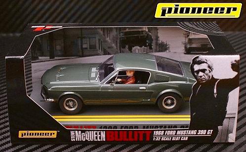P001 Pioneer BULLITT Mustang 390 GT - Original 2009 Release