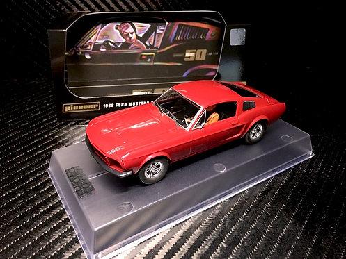 J020219 Pioneer J-Code Special BULLITT '50' Mustang 390 GT