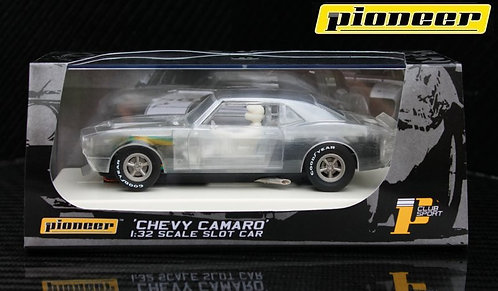 P020 Pioneer Chevrolet Camaro Clear X-Ray Special Edition