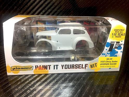 Kit #5 (PIY) Pioneer '37 Chevy Sedan Legends Racer