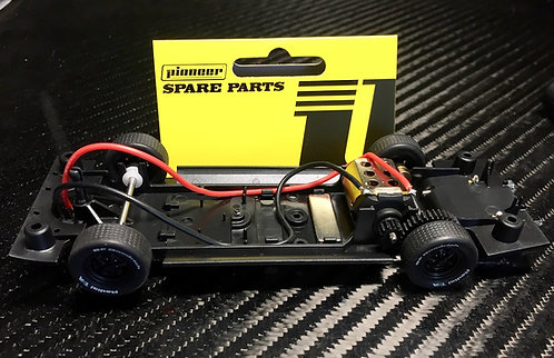 Pioneer Analog RTR Complete Chassis