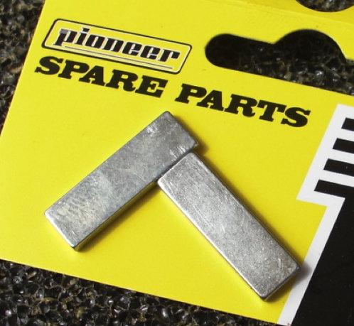 Pioneer Bar Magnets