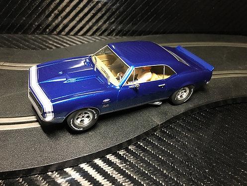 P101 Pioneer Chevy Camaro, Yenko SS427, Blue 'Route 66'