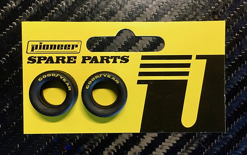 Pioneer Racing Front Tyres GY Yellow