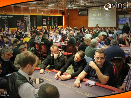 Vincitù Poker Challenge - Il redraw del Day 2