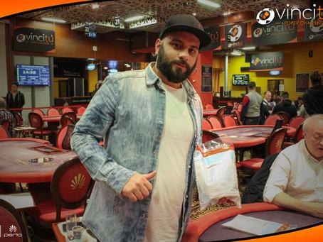 Vincitù Poker Challenge €200.000GTD - Iodice domina il Day 1A del Main