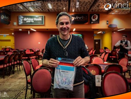 Vincitù Poker Challenge €200.000GTD - Marcolin svetta nel Day 1B