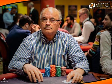 Vincitù Poker Challenge - Tutta la cronaca del sabato dal Perla