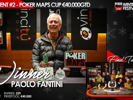 La Cup 40.000GTD è di Fantini