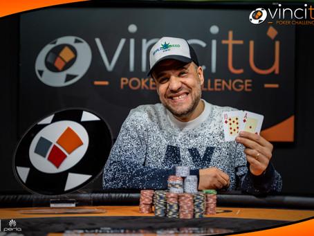 Vincitù Poker Challenge - Antonino Calabrò è il primo trionfatore della stagione