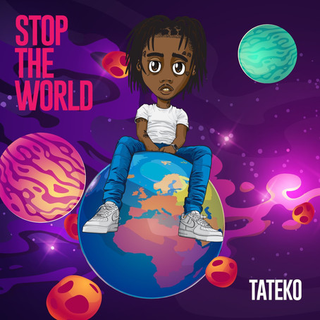 """Tate Kobang releases dynamic """"Stop The World"""" visual"""