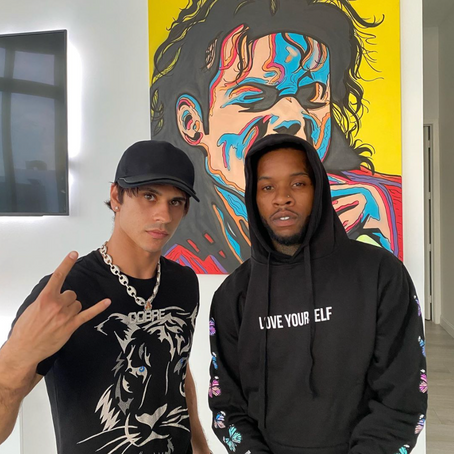 Exclusive: Cyrus Dobre teams up with Tory Lanez for new summer anthem 'Goin' Up'