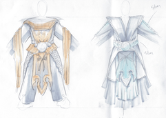 Clothingstudy Templars