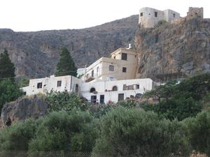 Moni Kapsa, Gourdouras, Crete Hellas