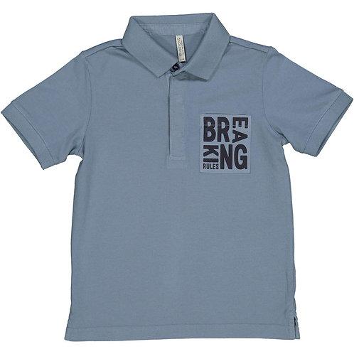 Try beyond κοντομανικη μπλούζα πόλο